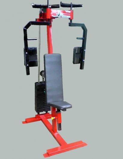 X treme equipamientos fabricaci n de aparatos para for Aparatos fitness