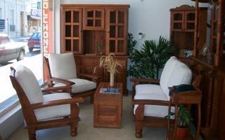Formas amoblamientos muebles de algarrobo y pino en for Aberturas algarrobo rosario
