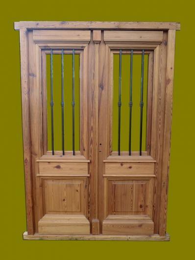 Corralon del tiempo fabricaci n y restauraci n de for Demoliciones puertas antiguas