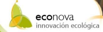 Econova innovaci n ecol gica luminarias solares en for Decoracion hogar neuquen
