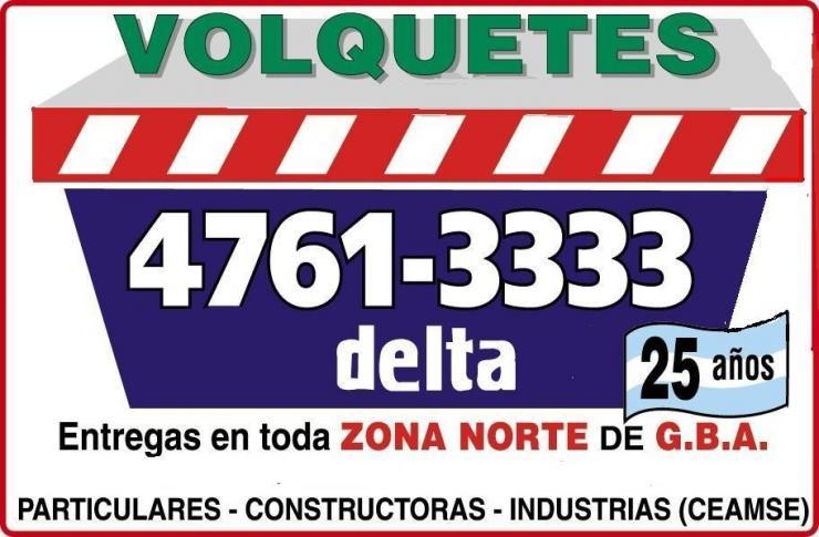 Delta Volquetes Alquiler Maquinas Para La Construcci N En