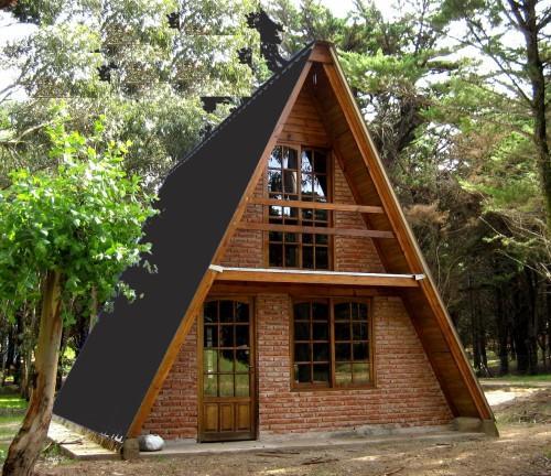 Alpinas five star caba as en merlo tel fono y m s info - Fotos de bungalows de madera ...