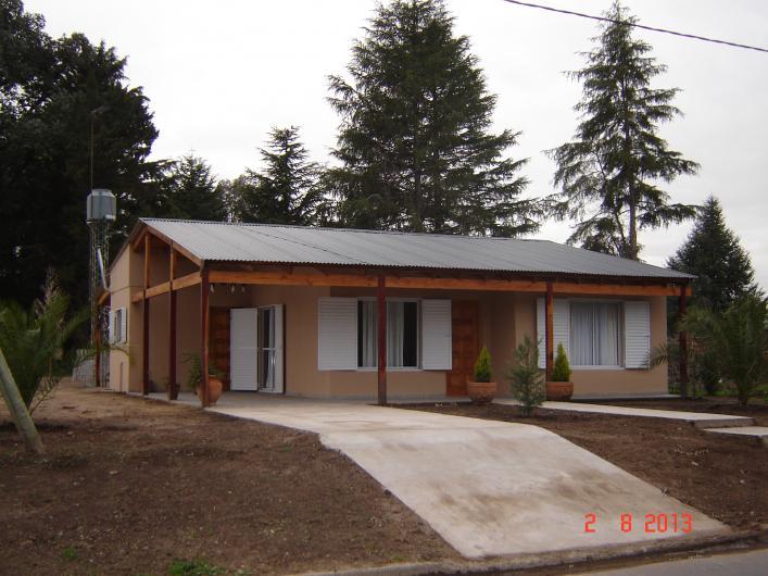 Viviendas agrigento casas prefabricadas en roque p rez - Empresa de casas prefabricadas ...