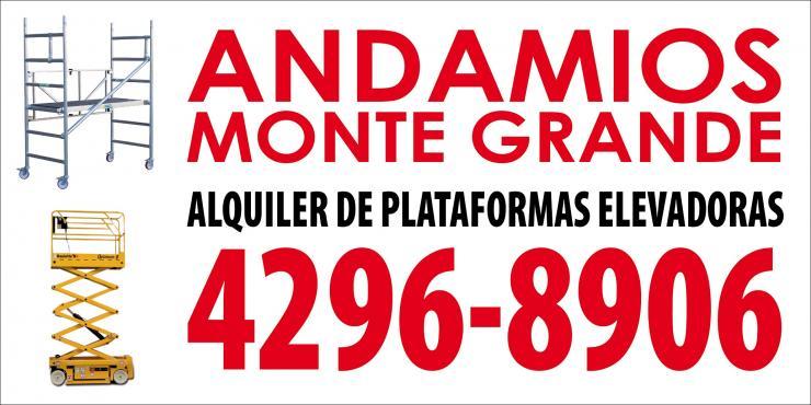 Andamios monte grande alquiler de andamios en monte grande for Alquiler de andamios madrid
