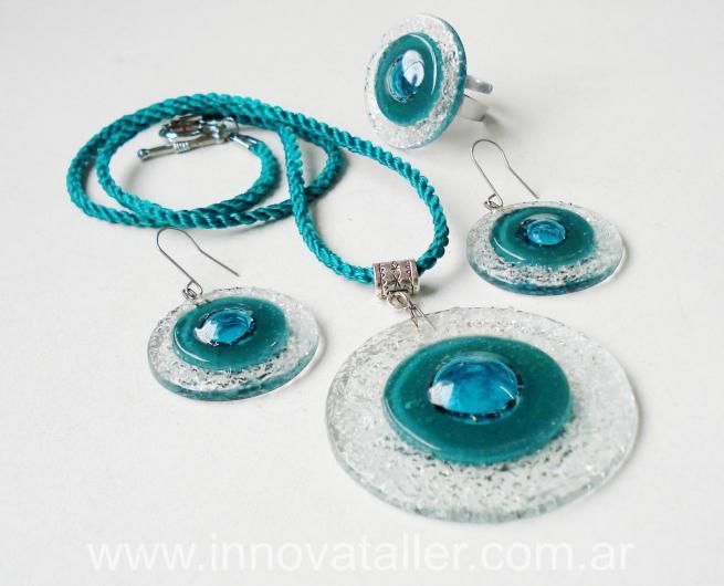 24cf3b134b88 Innova Joyas y bijouterie en vitrofusion vidrio en Caseros. Teléfono ...