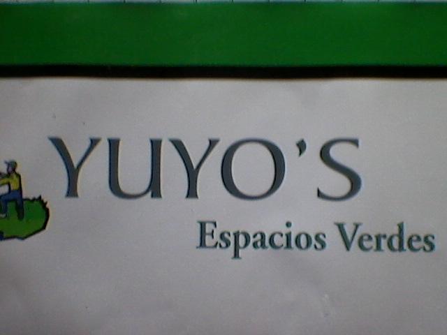 Yuyo 39 s espacios verdes en san miguel tel fono y m s info - Espacios verdes logrono ...