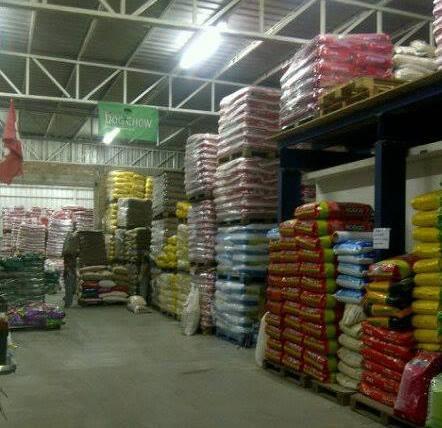 Amar distribuciones alimento balanceado en fray luis for Alimentos balanceados para truchas