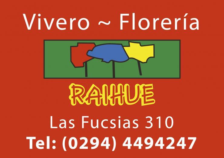 Raihue en villa la angostura tel fono y m s info for Viveros en neuquen
