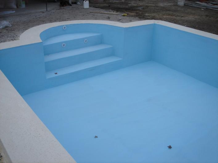 Piscinas leo armado y mantenimiento de piscinas de for Piscina hormigon armado