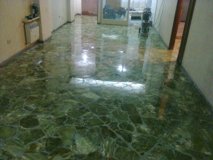 Pulidor de pisos pulido de mosaico m rmol mesadas for Imagenes de mesadas de marmol