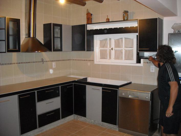 P f amoblamientos de cocinas en mendoza tel fono y m s info - Muebles de cocina fotos ...