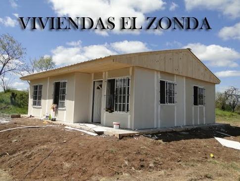 Viviendas industrializadas steel framing en pilar for Casas industrializadas