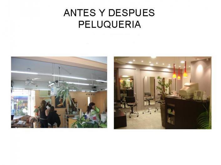 Marco de maria jose herrera dise o de locales comerciales for Diseno de interiores locales comerciales