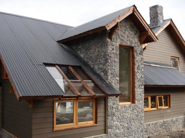 Steel framing construcci n de obras en neuquen tel fono y m s info - Construccion casa de piedra precio ...