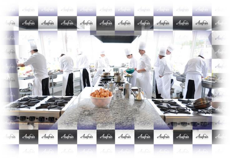 Azafran escuela de gastronom a cursos de cocina en - Escuela de cocina azafran ...