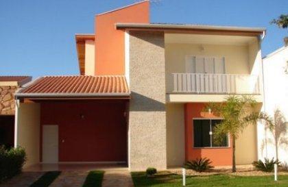 Color paint pintura de casas paredes aberturas frentes for Pintura para frente de casas