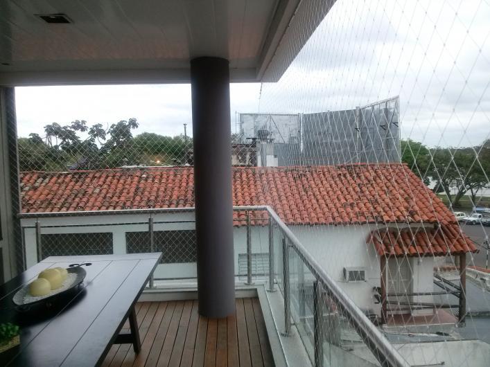 Protectores para balcones perfect mallas para y terrazas - Malla para balcones ...