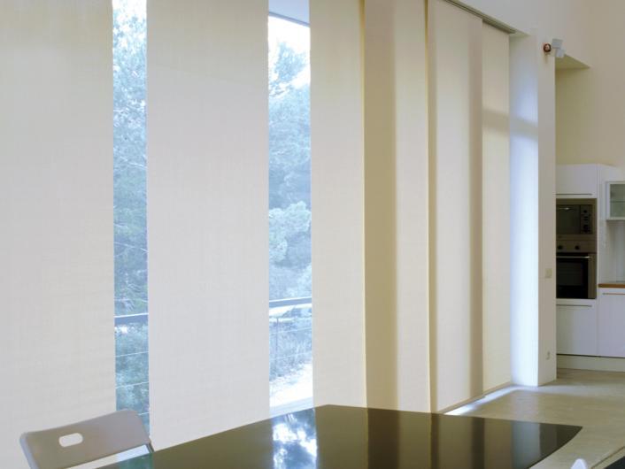Tecnocortinas cortinas de interior roller romanas en - Cortinas screen opiniones ...