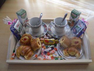 Imágenes de Sorprendeme Desayunos Llamar - Mensaje