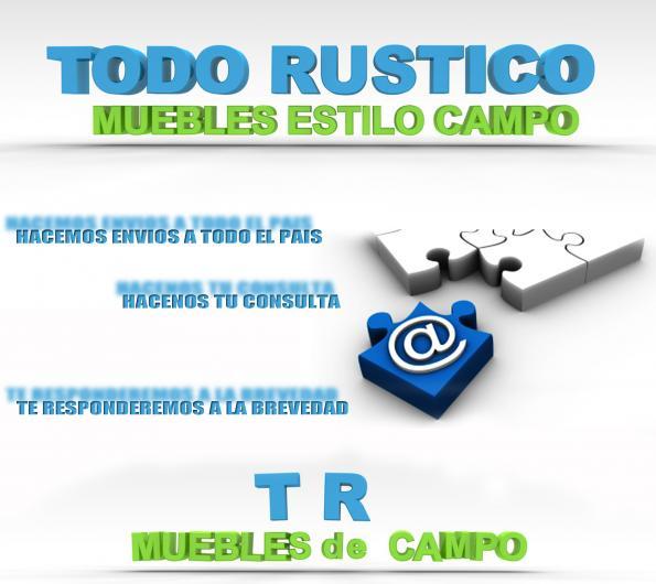 Todo rustico muebles en Lomas De Zamora Teléfono y más info