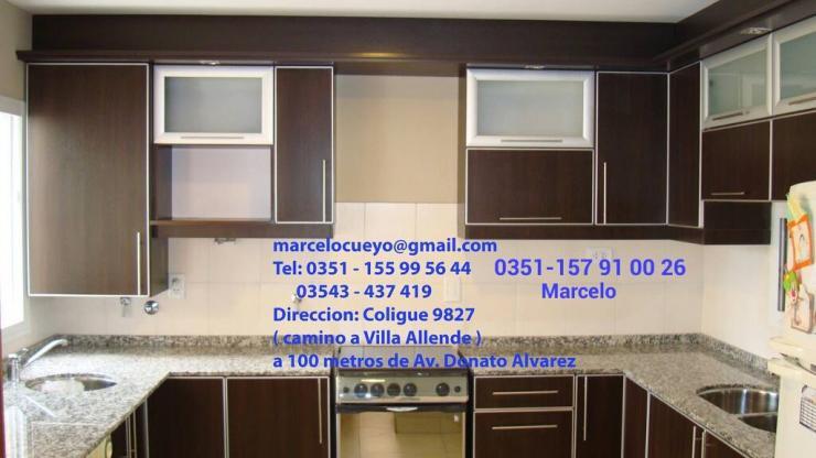 Muebles de cocina en Cordoba Teléfono y más info