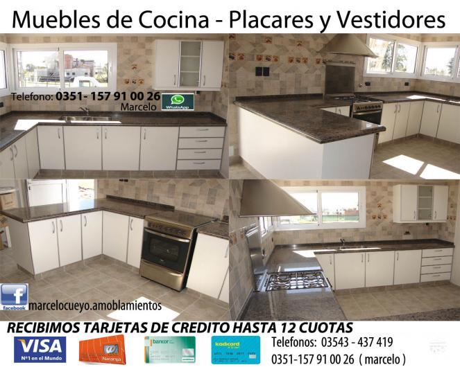 Muebles de cocina en cordoba tel fono y m s info for Muebles de cocina argentina