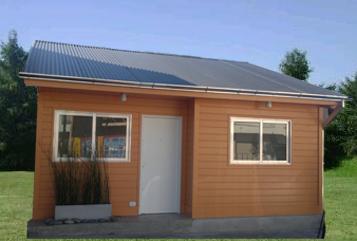 Casas prefabricadas madera viviendas melsur en la plata - Casas prefabricadas buenos aires ...