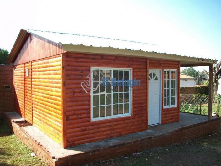 Constructora el refugio viviendas y casas prefabricadas - Casas prefabricadas opiniones ...
