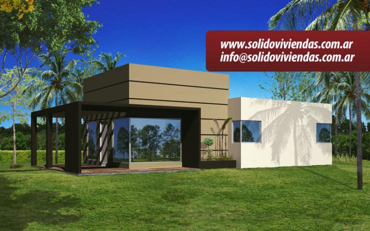 Casas prefabricadas madera viviendas premoldeadas cordoba for Viviendas industrializadas precios