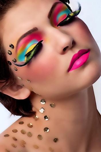 cosmetologia maquillaje