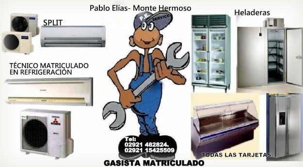 Refrigeraci 243 N Monte Hermoso Pablo El 237 As Services En Monte