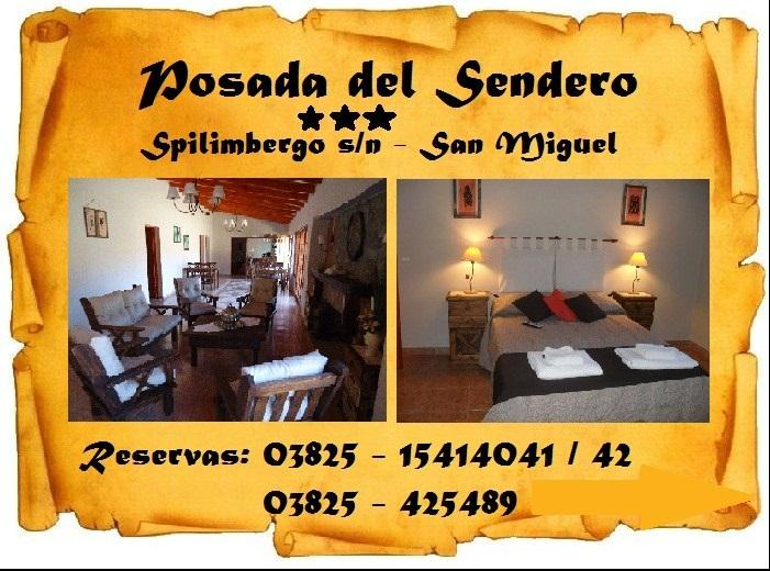 Room photo 3 from hotel Posada Del Sendero