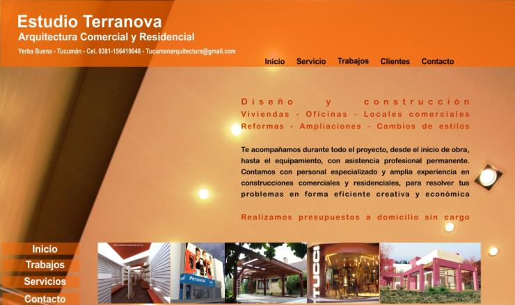 Estudio de arquitectura terranova en yerba buena tel fono - Estudios de arquitectura bilbao ...
