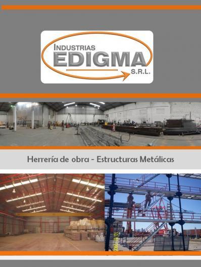 Industrias Edigma S R L En Loma Hermosa Tel Fono Y M S Info