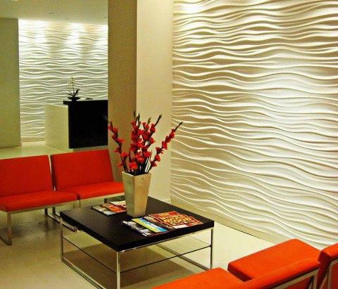 Salmon revestimientos seccoplac paso de los libres ctes - Recubrimientos para paredes ...