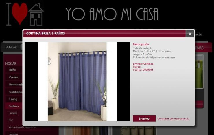 Cortinas De Baño Rosario:Yo amo mi casa en Rosario Teléfono y más info