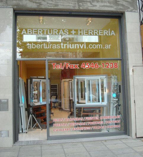 Aberturas Triunvirato En Villa Urquiza Tel Fono Y M S Info