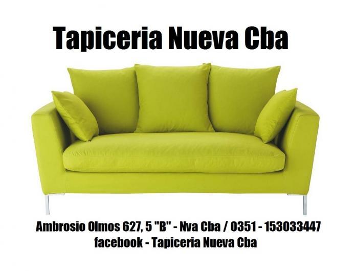 Tapiceria nueva c rdoba en cordoba tel fono y m s info - Tapicerias en cordoba ...