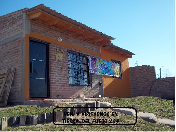 """Eventos """"La casita del parque"""" en CENTENARIO. Teléfono y ..."""
