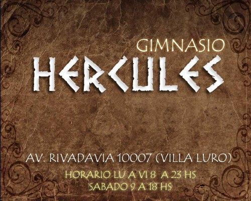 Gimnasio hercules en capital federal tel fono y m s info for Gimnasio hercules