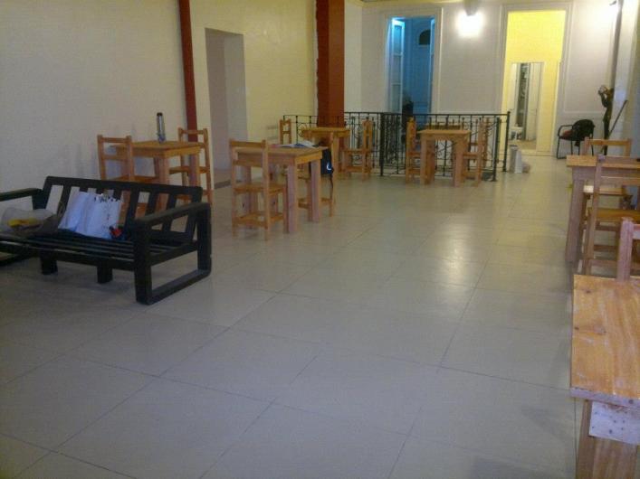 Residencia estudiantil femenina pension en la plata for Alquiler residencia estudiantil