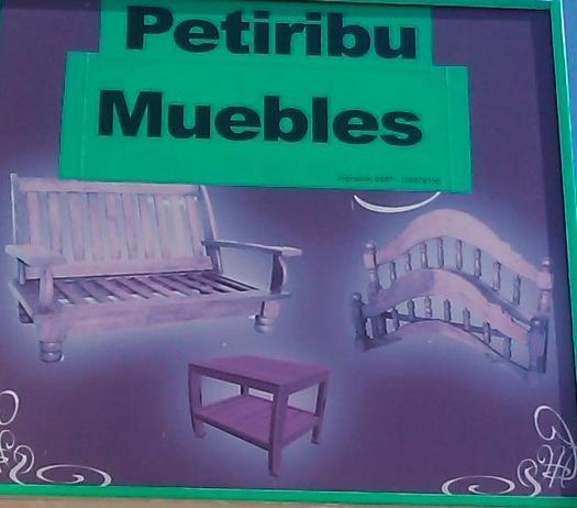 Muebles petiribu en salta tel fono y m s info for Muebles de oficina juarez salta