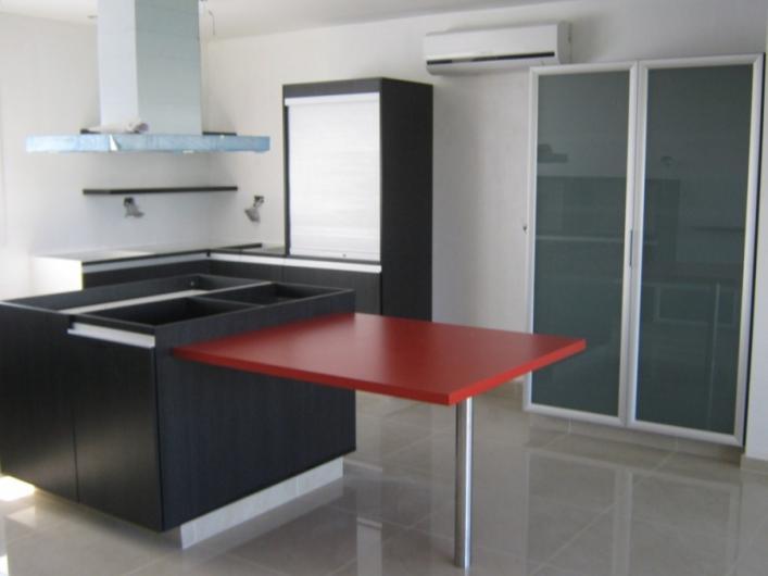 Muebles Para Cocina Moderna De Aluminio