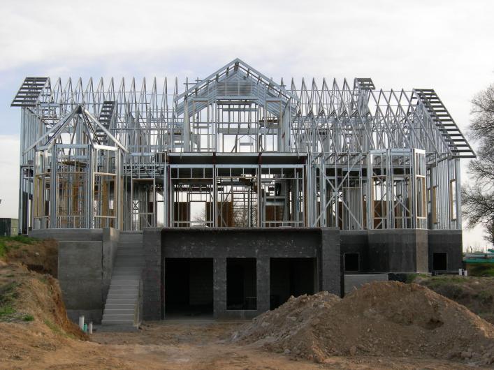 Viviendas nova home en quilmes tel fono y m s info - Casas steel framing ...