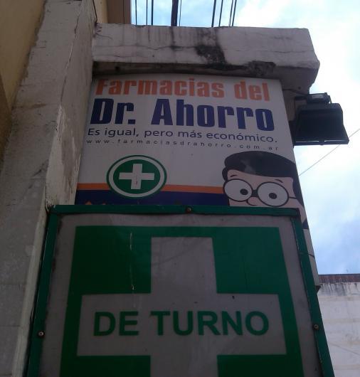 Farmacias del Dr. Ahorro en Salta. Teléfono y más info.