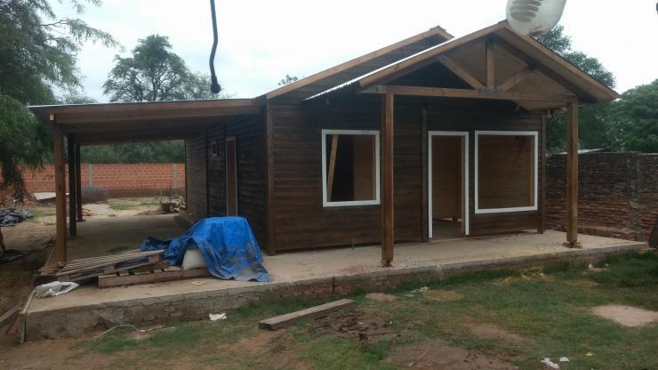 Casas prefabricadas madera casas prefabricadas misiones eldorado - Refugios de madera prefabricados ...
