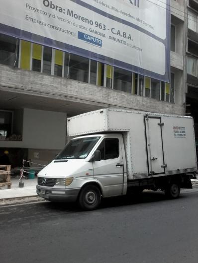 Mudanzas dexters servicios en miramar tel fono y m s info for Muebles de oficina necochea
