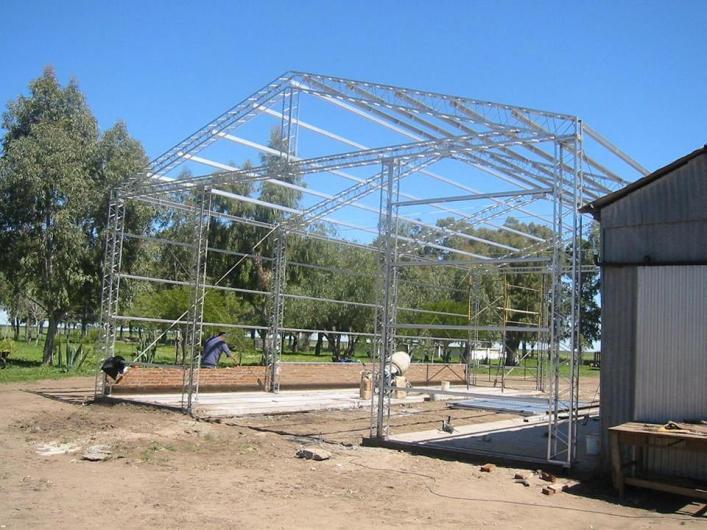 Casas prefabricadas steel framing reforzadas en jun n - Casas steel framing ...