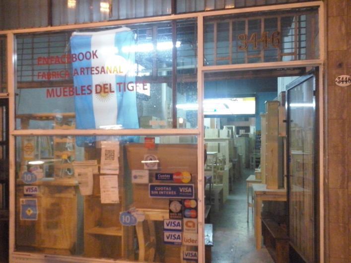 Muebles del tigre en capital federal tel fono y m s info for Muebles baratos en capital federal