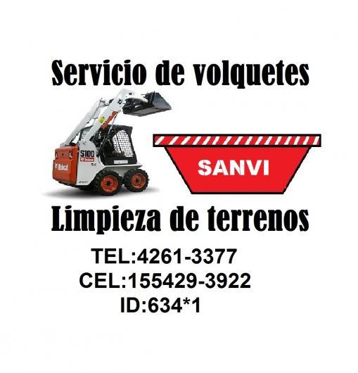 Volquetes Sanvi En Florencio Varela Tel Fono Y M S Info